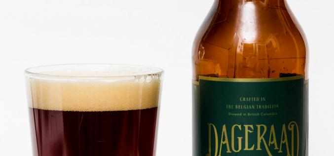Dageraad Brewing Co. – 10 Degrees Belgian Quadrupel