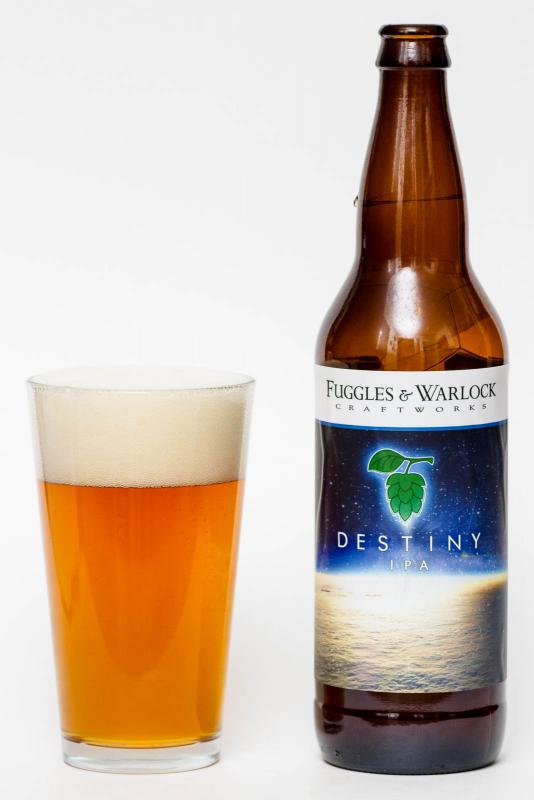 Fuggles & Warlock Destiny IPA Review