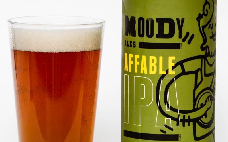 Moody Ales – Affable IPA