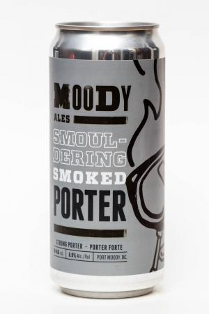 Moody Ales - Smouldering Smoked Porter Review