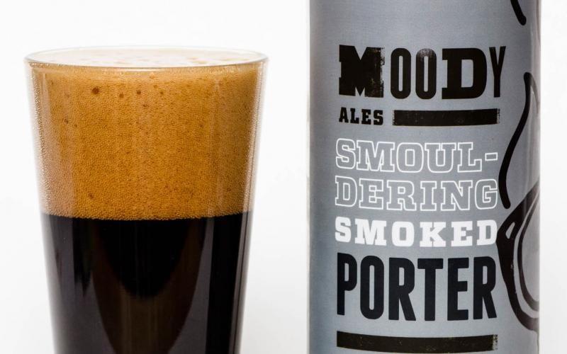 Moody Ales – Smouldering Smoked Porter