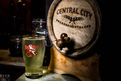 Central City Brewers Launches Hopping Mad Dry Hopped Cider at Surrey Brewery