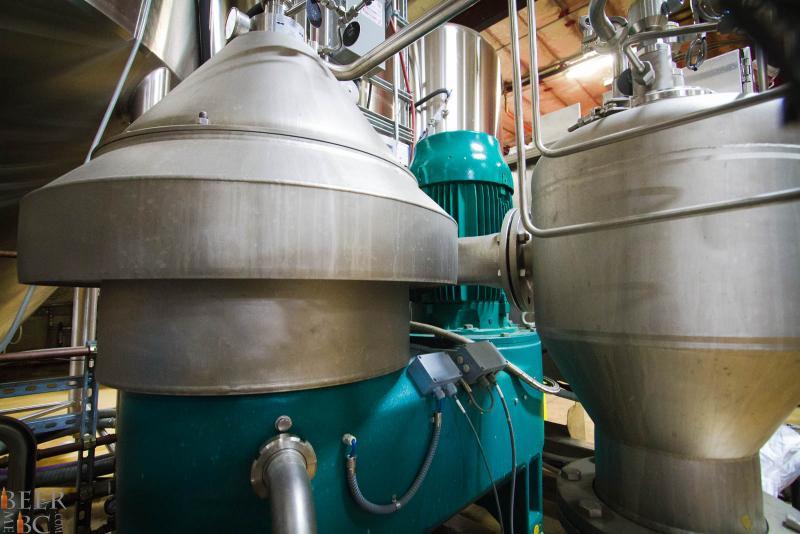 Driftwood Brewery Centrifuge