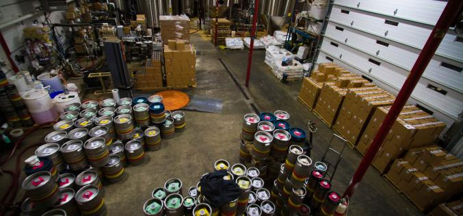 Driftwood Brewery: Unprecedented Growth with Unprecedented Beer