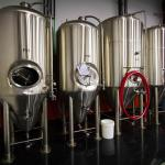 Category 12 Brewing Company Fermentors