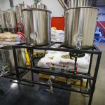 Category 12 Brewing Company test brew system