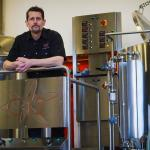 Category 12 Brewing Company Brewmaster Jeff Kendrew
