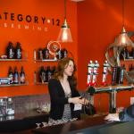 Category 12 Brewing Company Tasting Room