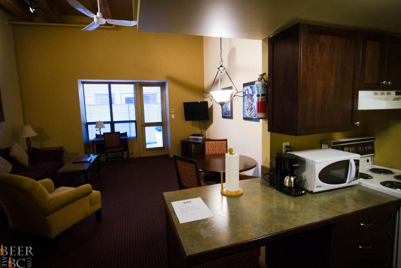 Swans Brewpub and hotel - Suite