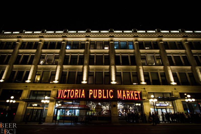 Victoria Public Market - Victoria Beer Week