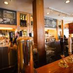 Swans Brewpub Bar