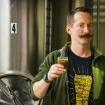 Swans Brewmaster Andrew Tessier
