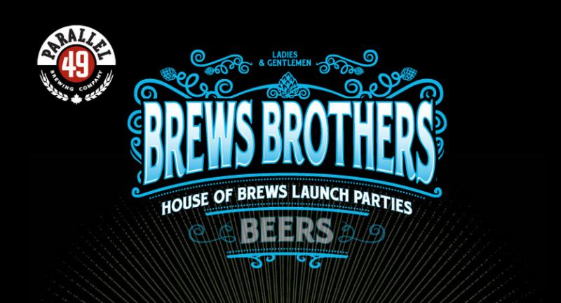 Parallel 49 Brewing Brews Brothers Collaboration Mixed Pack