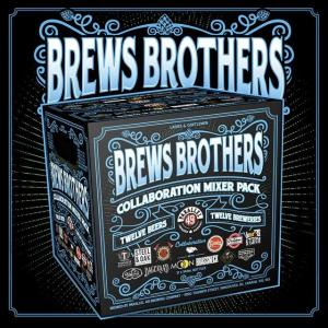 Parallel 49 Brews Brothers Collaboration Beer Mixed 12 Pack