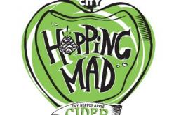 "Central City Launches ""Hopping Mad"" Dry Hopped Cider"
