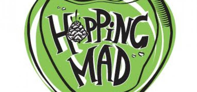 """Central City Launches """"Hopping Mad"""" Dry Hopped Cider"""
