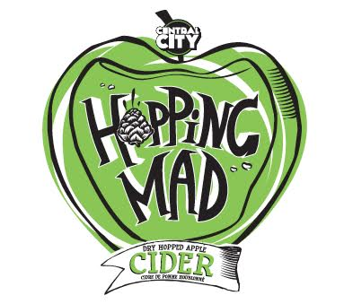 Central City Hopping Mad Cider Release
