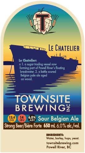 Le Chatelier Sour Belgain Ale