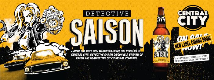 Central City Detective Saison
