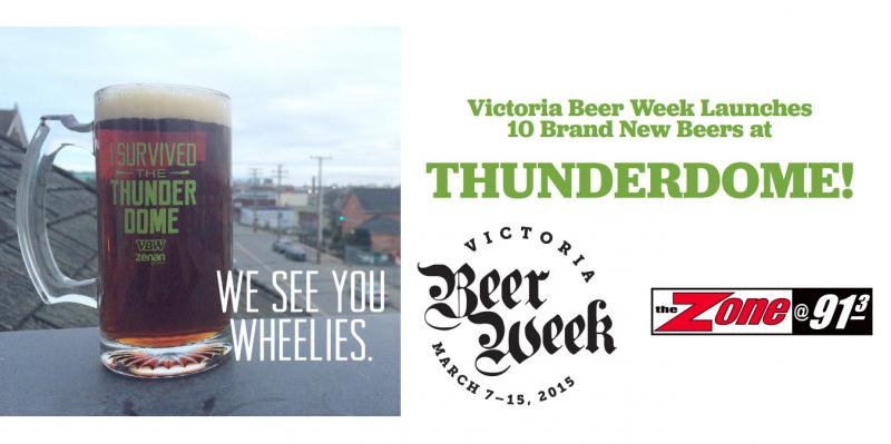 Victoria Beer Week Thunderdome