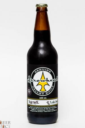 Arrowhead Brewing Co. - Coffee Porter Review