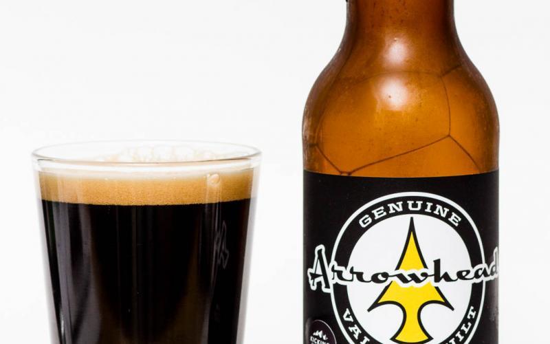 Arrowhead Brewing Co. – Coffee Porter