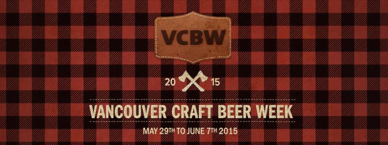 2015 Vancouver Craft Beer Week VCBW