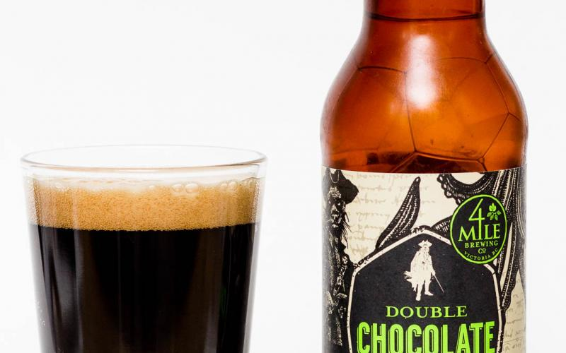 4 Mile Brewing Co. – Double Chocolate Porter