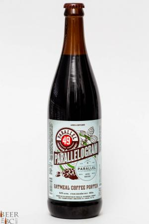 Parallel 49 Brewing Parallelogram Oatmeal Coffee Porter Review