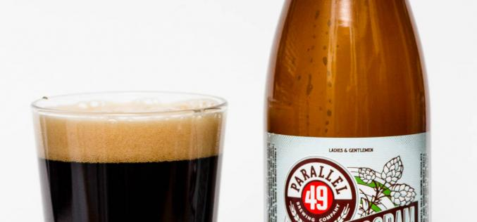 Parallel 49 Brewing Co. – Parallelogram Oatmeal Coffee Porter