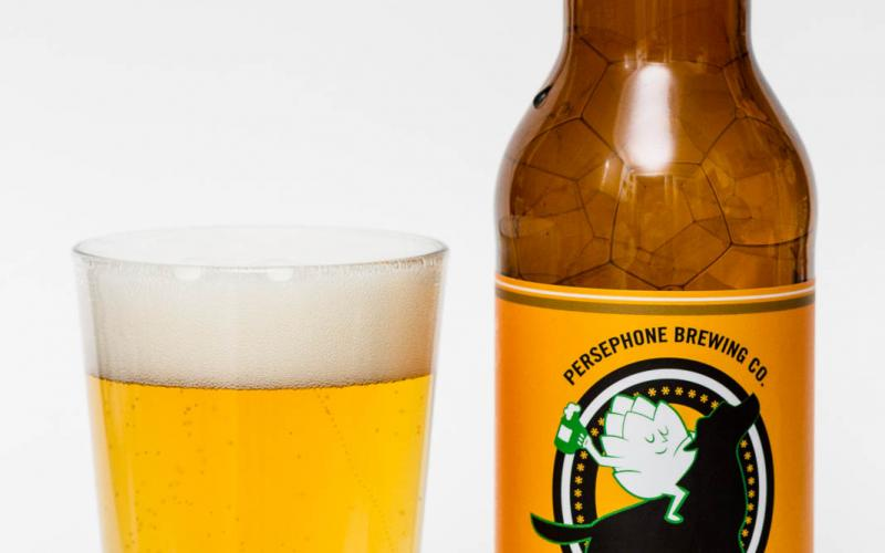 Persephone & Yellow Dog Breweries – Lightly Smoked Pilsner