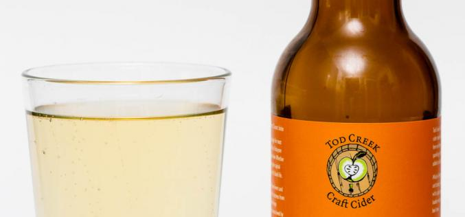 Tod Creek Craft Cider – Mala-Hop Hard Triple-Hop Apple Cider