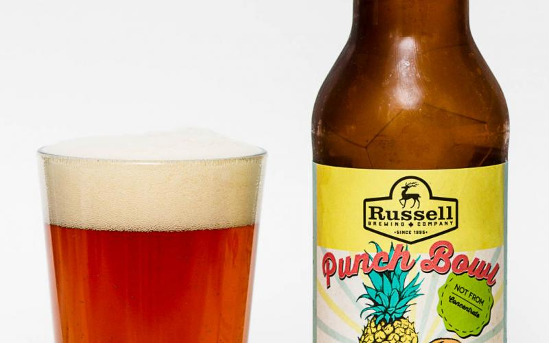 Russell Brewing Co. – Punch Bowl India Pale Ale