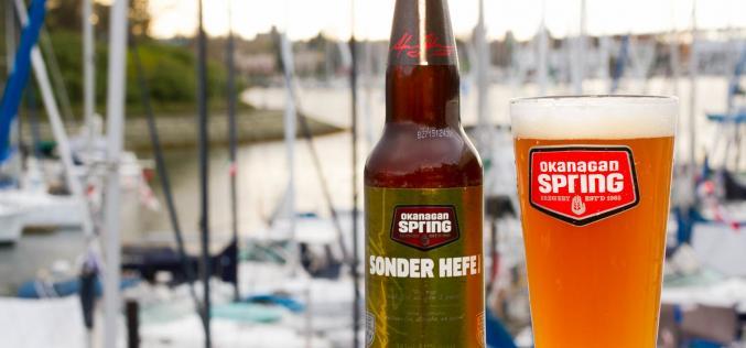 Okanagan Spring Rolls into Summer with the Sonder Hefe