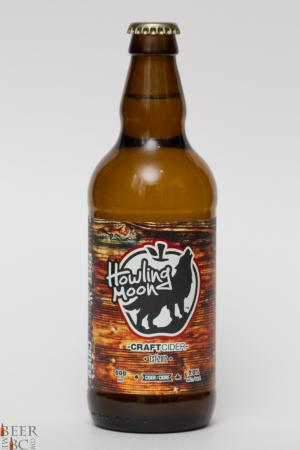 Howing Moon Craft Cider Review