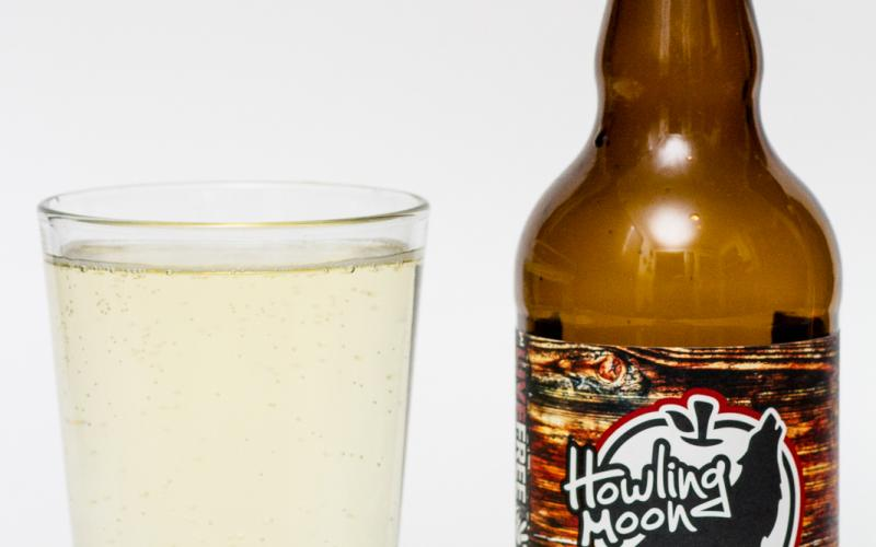 Howling Moon Craft Cider – Apple Cider