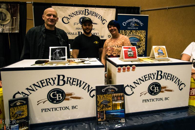 Okanagan Fest Of Ale - Cannery Brewing