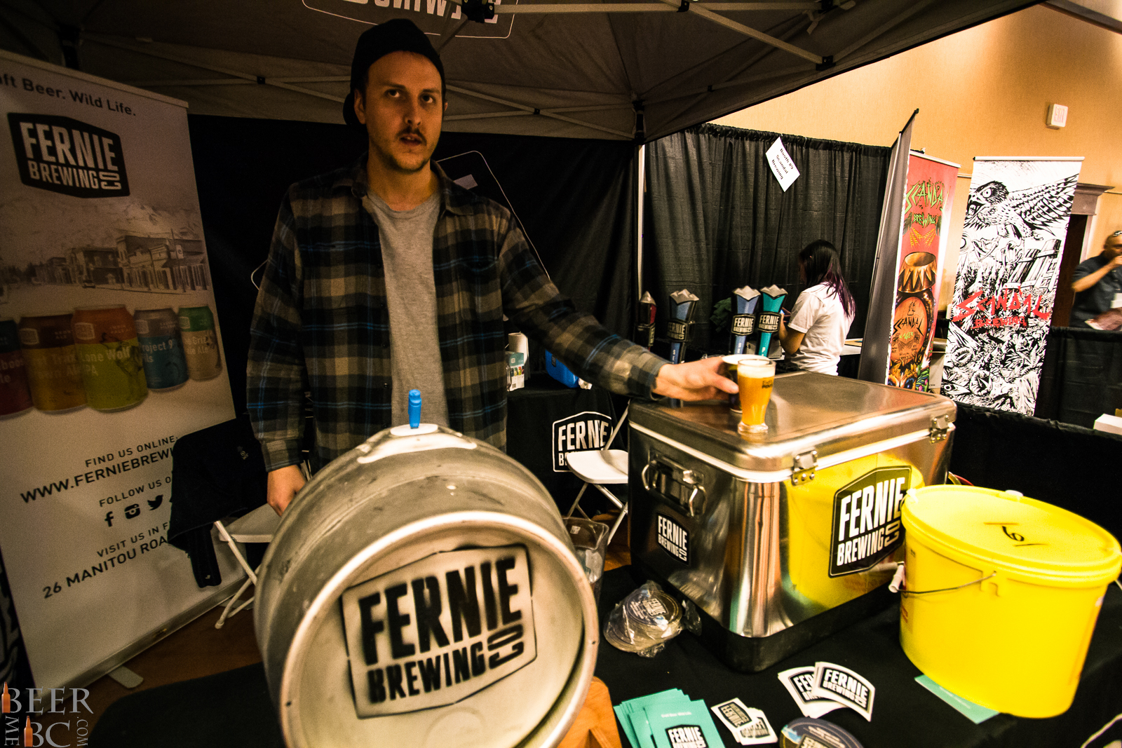 Okanagan Fest Of Ale - Fernie Brewing