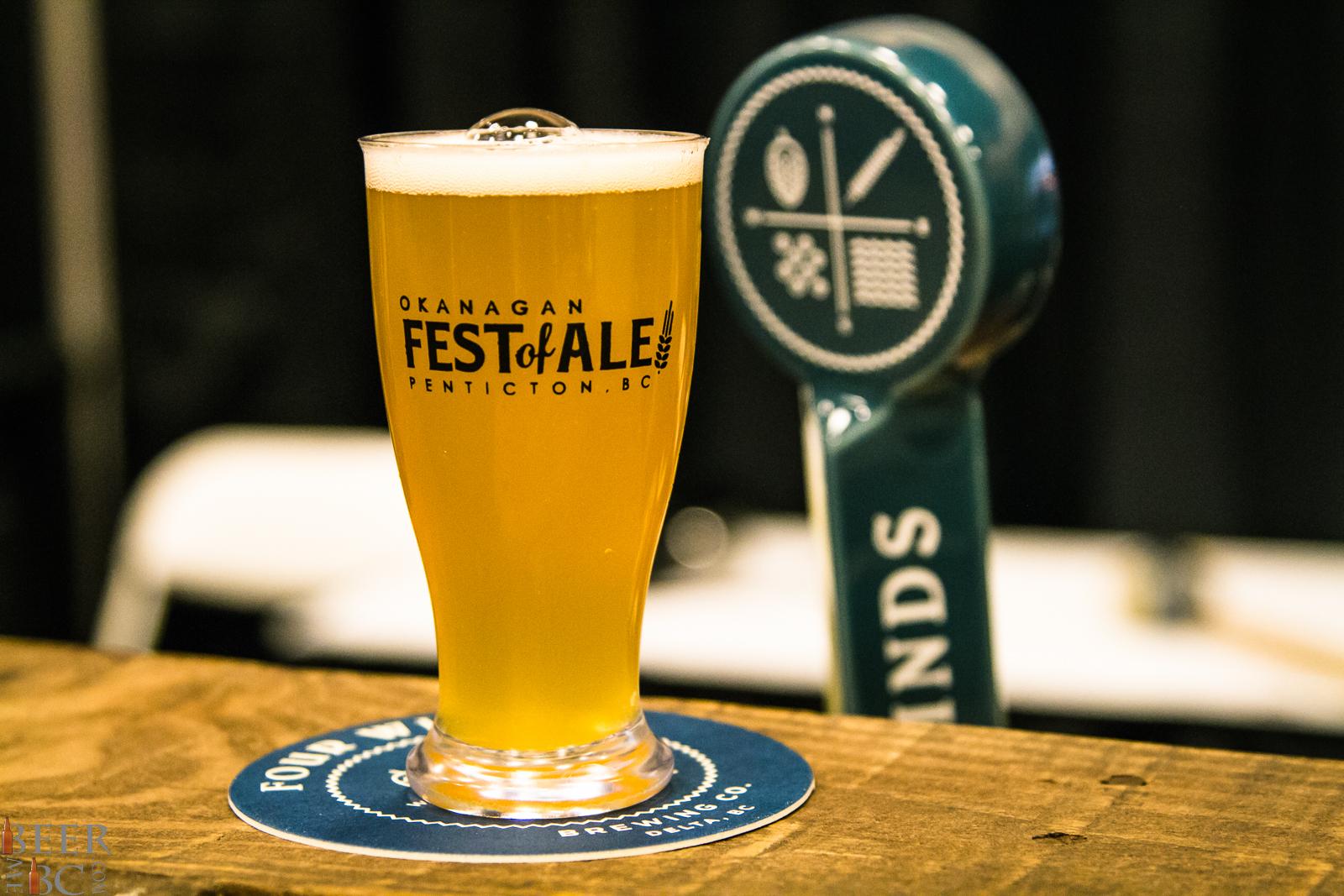Okanagan Fest Of Ale - Four Winds