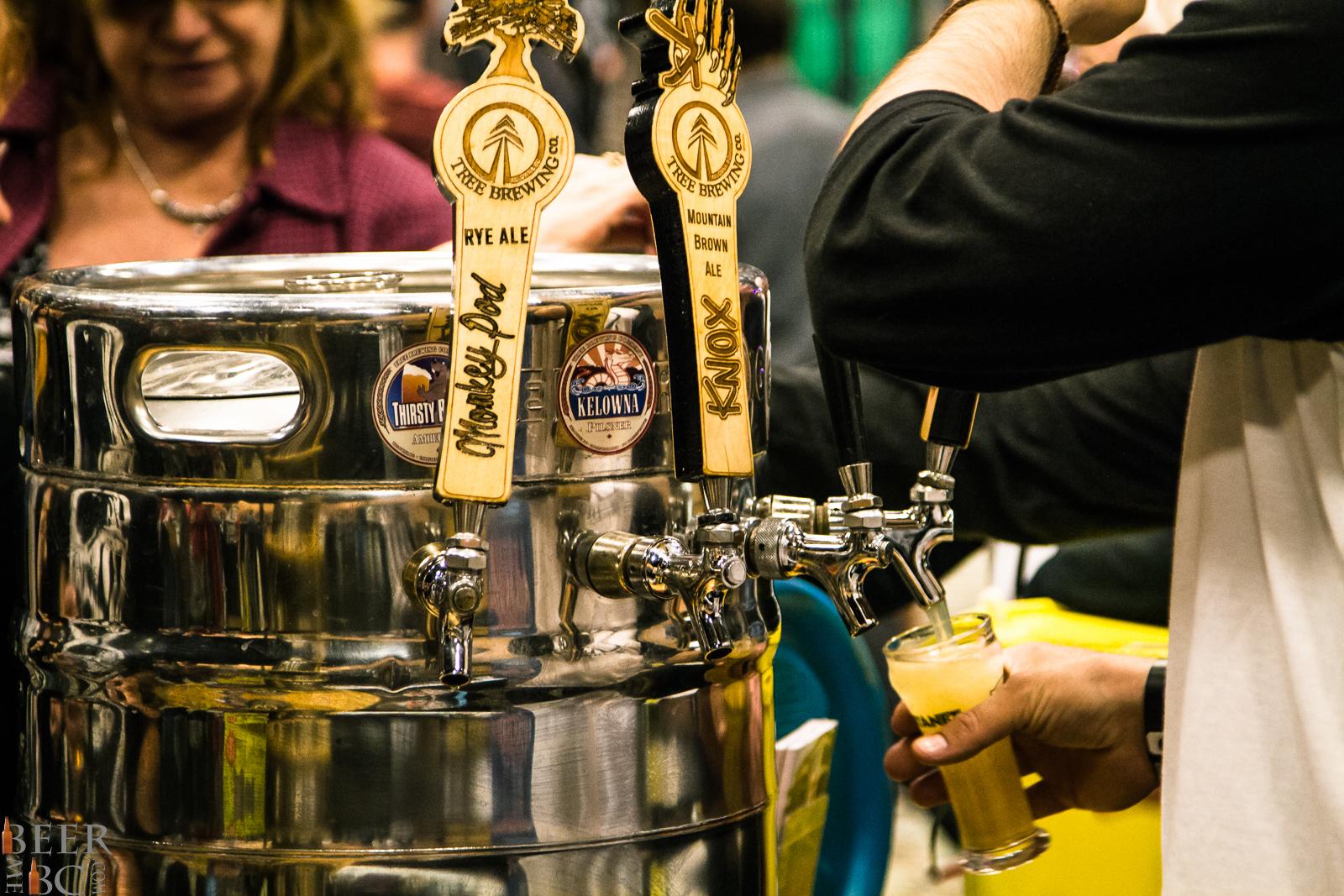 Okanagan Fest Of Ale - Tree Brewing