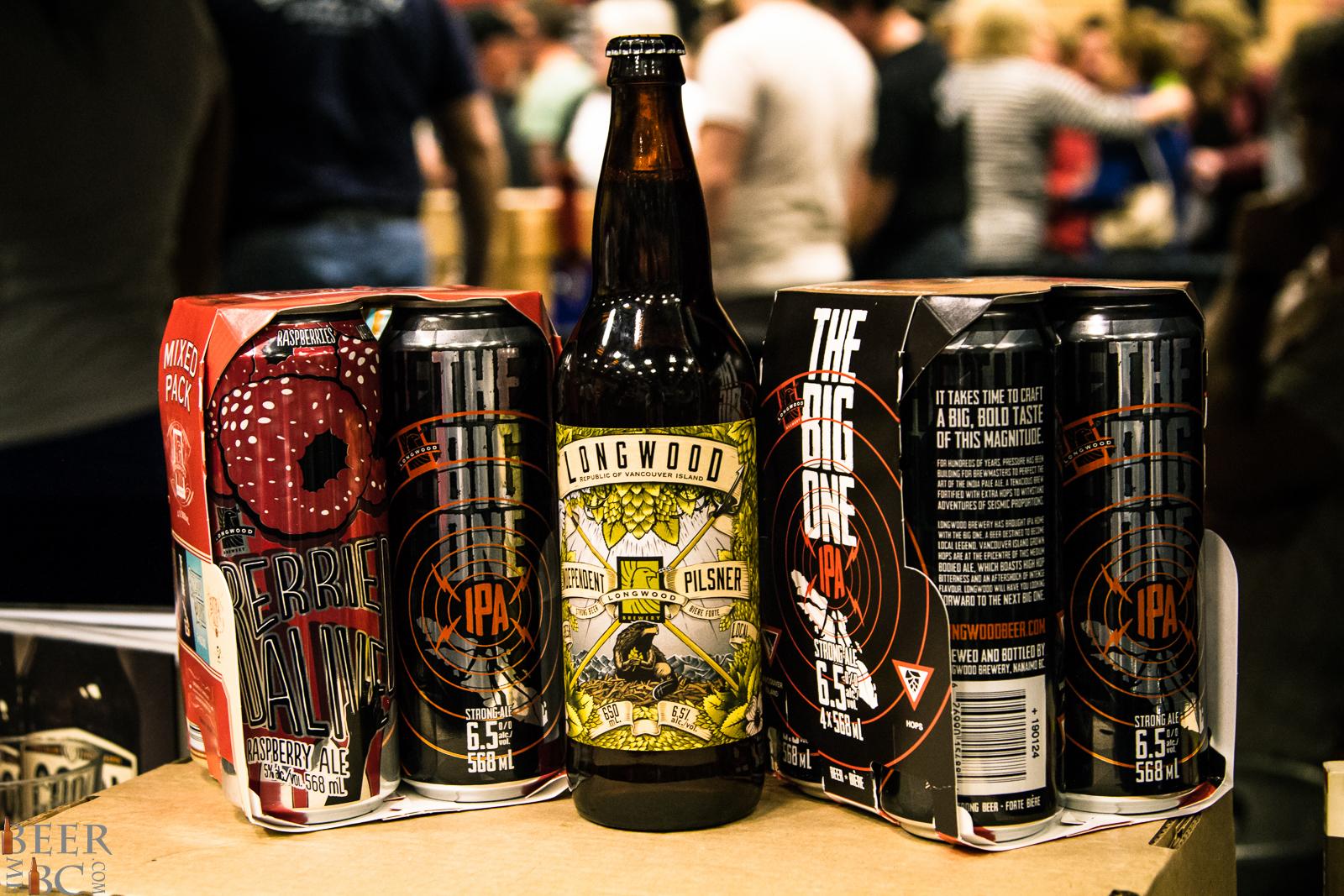 Okanagan Fest Of Ale - Longwood Brewing