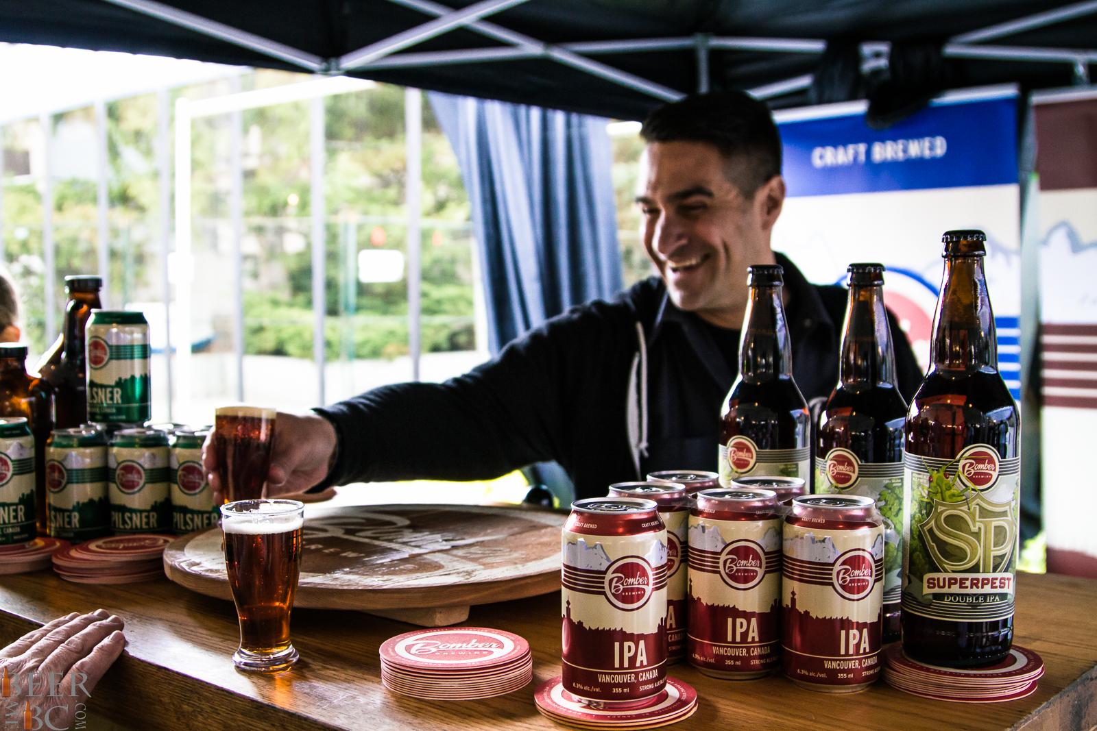 Okanagan Fest Of Ale - Bomber Brewing