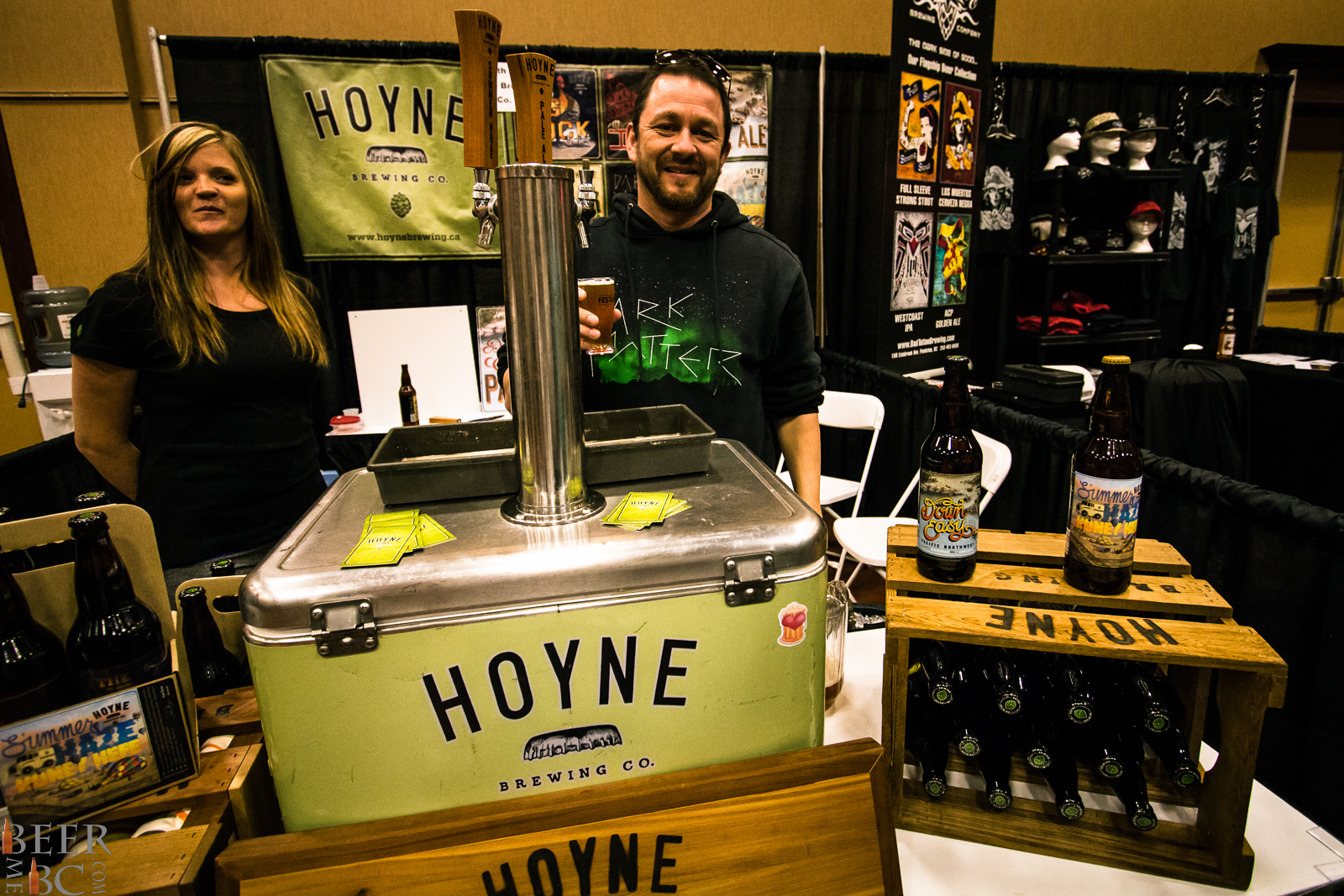 Okanagan Fest Of Ale - Hoyne Brewing
