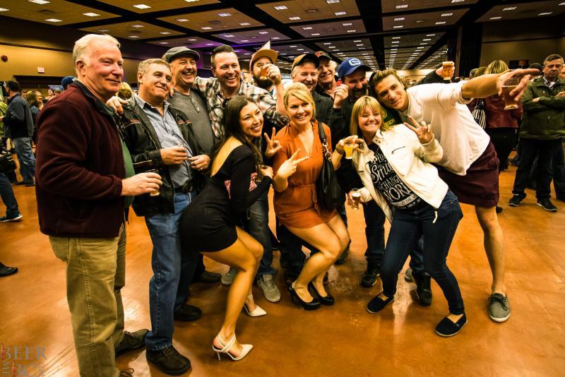 Okanagan Fest Of Ale - Group Shot