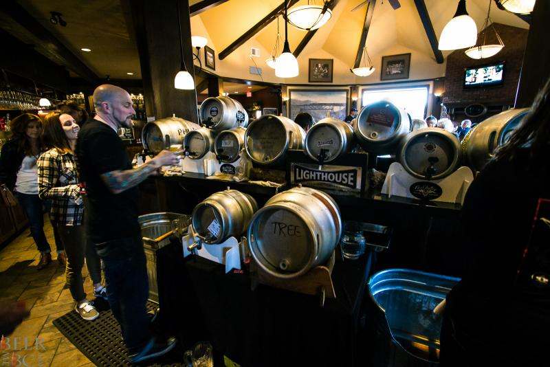 Murderer's Row Cask Event - Kettle Station Pub