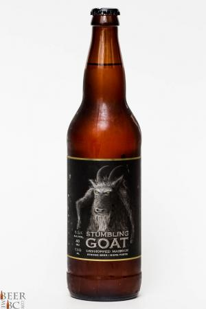Cannery Brewing Stumbling Goat Maibock Review