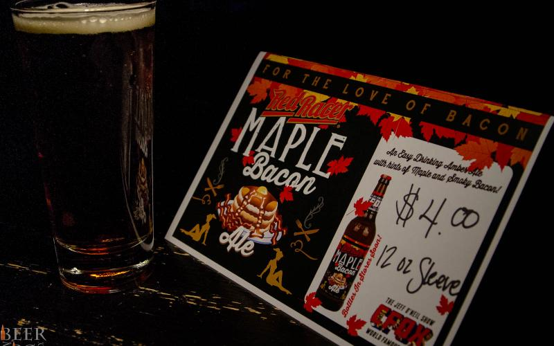 Central City & CFOX Launch The 2015 Bacon Maple Ale at The Pint