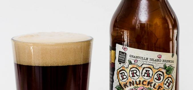 Granville Island Brewing Co. – Brash Knuckles American Brown Ale
