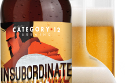 Category 12 Brewing Launches Insubordinate Session IPA
