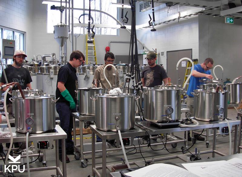 kwantlen polytechnic university KPU Brew Lab